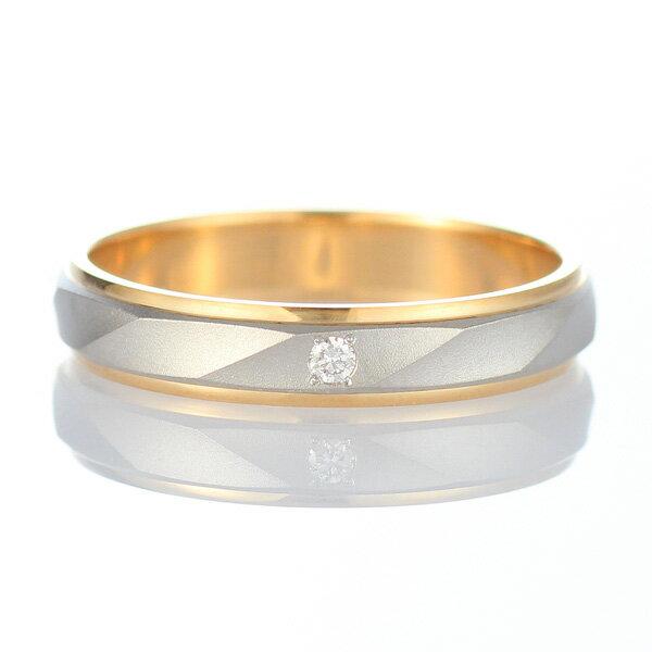 結婚指輪 マリッジリング 結婚指輪 マリッジリング ペアリング プラチナ ゴールド ダイヤモンド【楽ギフ_包装】