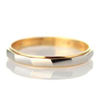 Wedding ring wedding ring Platinum gold pair pairing ♪ platinum ring bridal jewelry bridal Rings Bridal wedding ring cut sale popular fs3gm