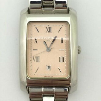 LOUIS VALSA (rivals) with calendar watch LVK-652 pink gold stainless steel (SS) quartz ladies watch all shop IS1