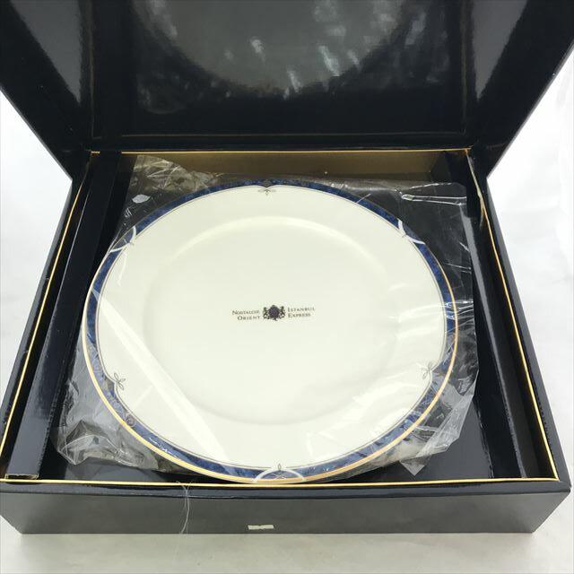 大皿1・小皿5枚セット / ノスタルジー イスタンブール オリエント エクスプレス 陶磁器 【小物】 【中古】 all shop hd