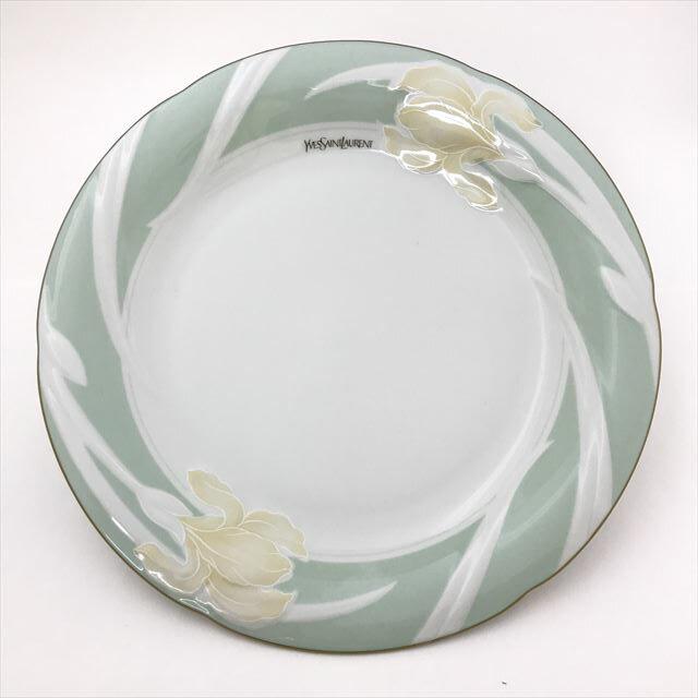 イブサンローラン 大皿1枚 小皿5枚 セット 陶磁器 【小物】 【中古】 all shop hd