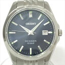 240016eb8a9 ORIENT (orient) SWIMMER swimmer blue stainless steel (SS) quartz men watch  netshop
