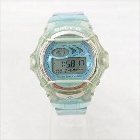カシオ Baby-G BG-169A デジタル SS(ステンレススチール)/ラバー クウォーツ レディース 【中古】 腕時計 all shop hd