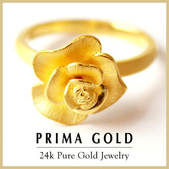 -PRIMAGOLD 表面黄金 — — PRIMAGOLD 24 K 环-24-24-k 金纯金