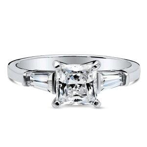 1.74カラット クラシック デザイン リング ( プロポーズ プロポーズ用 プロポーズリング 指輪 レディース プラチナ リング 誕生日 プレゼント ジュエリー 女性 40代 婚約指輪 50代 プリンセスカ