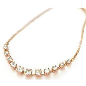 【送料無料】K18 天然 ダイヤモンド ブレスレット11粒デザイン ダイヤモンド 0.3ctSolitaire collectionK18イエローゴールドK18ピンクゴールドK18ホワイトゴールド