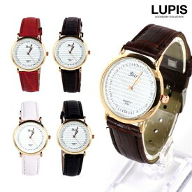 2f112955ec シンプルラウンドレザー腕時計 【女性用 ウォッチ 腕時計 腕時計 ウォッチ レディース アクセサリー プレゼント かわいい プチプラ