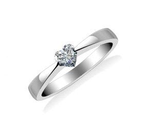 結婚指輪 スワロフスキークリスタルハートリング SILVER925 彼女 女性 誕生日 プレゼント ギフト クリスマス 大人 可愛い おしゃれ 金属アレルギー
