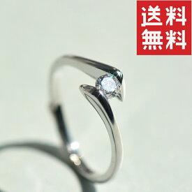 リング 指輪 結婚指輪 ピンキーリング 大きいサイズ スワロフスキー SWAROVSKI あす楽 K18 レディースアクセサリー 彼女 女性 誕生日 プレゼント ギフト クリスマス 大人 可愛い おしゃれ 金属アレルギー