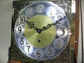 ウルゴス 機械式 置時計 掛け時計 ホールクロック 修理 OH オーバーホール