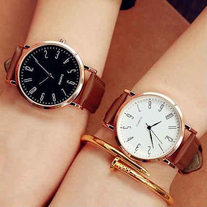 腕時計 レディース メンズ ペアウォッチ 安い かわいい プレゼント Jewel ジュエル サークルフェイス