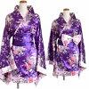 和服禮服日式高等妓女古裝戲好處濃的服裝浴衣禮服大人Jewel杰維爾和服禮服和睦花紋配色