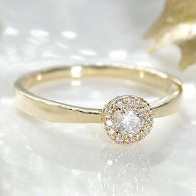 ファッション・ジュエリー・アクセサリー・レディース・指輪・リング・イエロゴールド・ダイヤモンド・エタニティ・K18・ダイアモンド・4月・誕生石・代引手数料無料・送料無料・品質保証書・プレゼント・刻印無料