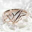 ファッション ジュエリー アクセサリー レディース ゴールド ダイヤモンド イニシャル アルファベット