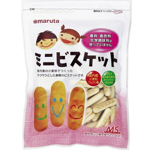 【送料一律540円】【12袋セット】太田油脂 MS ミニビスケット  100g