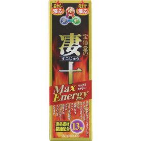 【10本セット】宝仙堂 凄十マックスエナジー 50ml