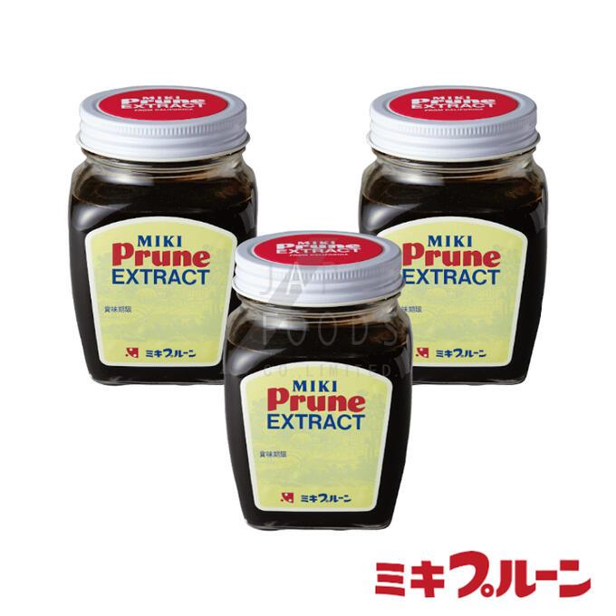 【送料無料】 【3個セット】 三基商事 ミキプルーン エキストラクト 280g [栄養補助食品]
