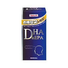 【送料無料】 【5個セット】 DHA&EPA 240粒 108g 徳用 お得な2ヶ月分! 【ヤクルトヘルスフーズ】