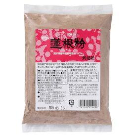 【送料無料】 【6個セット】 創健社 特別栽培蓮根粉 100g レンコン 粉末