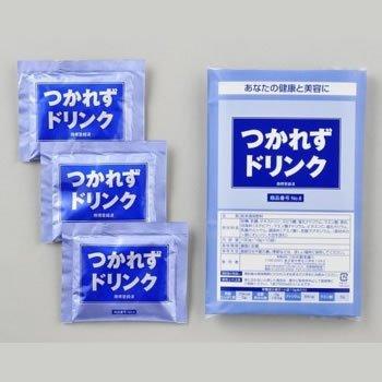 つかれずドリンク 19g×10袋 つかれ酢本舗 【クエン酸】