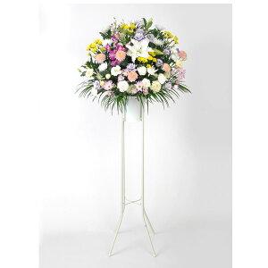 [お通夜・告別式の供花]地域風習や斎場の指定に合わせてお届致します。(FF-003)