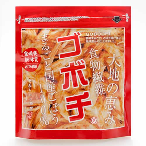 【送料無料・3袋セット】デイリーマームゴボチピリ辛味37g【代引不可・同梱不可】