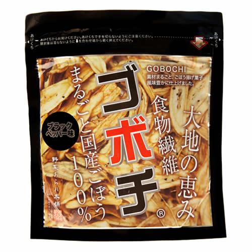 【送料無料・3袋セット】デイリーマームゴボチブラックペッパー味37g