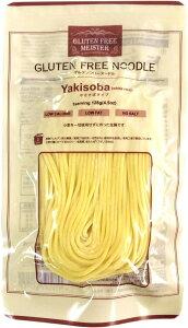 (全国送料無料‐5袋セット) 小林生麺 グルテンフリーヌードル 焼きそば(ホワイトライス) 128g×5袋セット ≪代引不可≫≪他の商品と混載不可≫