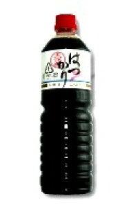松本醤油商店はつかり醤油1Lパック【全国こだわりご当地グルメ】