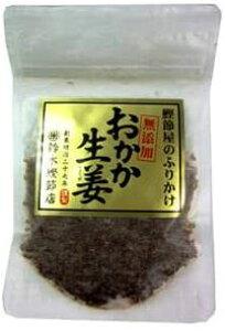 (全国送料無料-10袋セット)(Y) 鈴木鰹節店 おかか生姜 ×10袋セット