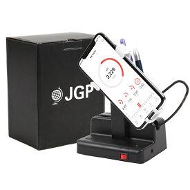 (返品保証) 自動で歩数を稼ぐ スマホスインガー 日本語説明書 ON/OFFスイッチ 付き 磁石不使用 左右スイング 自動孵化装置 中華振り子 回転スイング JGP-002