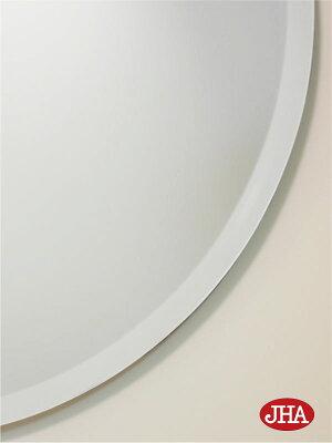 柄なし丸型W600×H600(面取り幅:15ミリ)【壁掛け用】下拡大