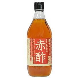 NAPIAの赤酢 500ml (後藤の酢 あかず 米酢 無添加)