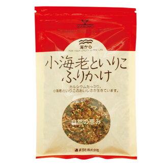 Shrimp and sardines sprinkle bag 37 g (Seto Inland Sea shrimp)