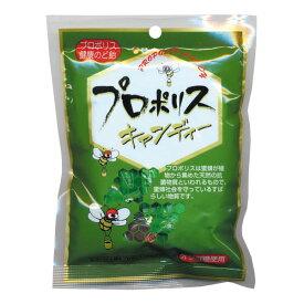 プロポリスキャンディー 100g (のど飴 フラボノイド ビタミン アカシアはちみつ オリゴ糖)