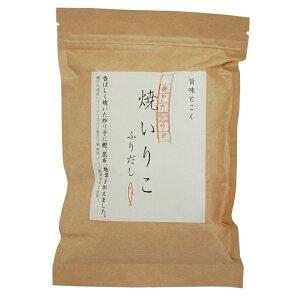 瀬戸内海産 焼いりこふりだし 7.5g×30袋 (瀬戸内海産 ノンアミノ酸 クリスマス島の塩 国産)