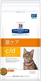 ヒルズ 猫用 C/dマルチケア 4kg