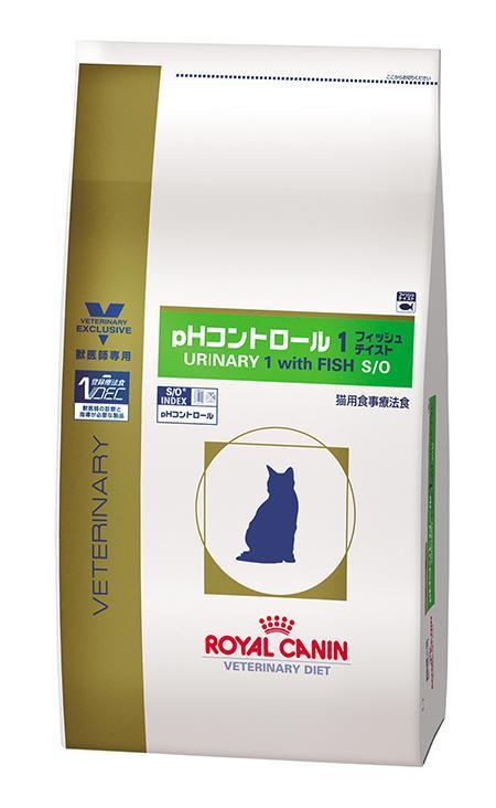 ロイヤルカナン 猫用pHコントロール1フィッシュ 4kg