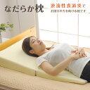 ポジションリラックス なだらか枕 レギュラー ウレタン 逆流性食道炎 低反発 高反発 マットレス まくら ピロー 傾斜枕…