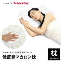 寝返りしやすい枕マカロンスプリングで反発力をキープ!