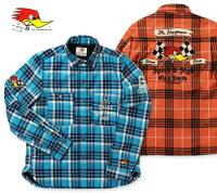 クレイスミス(ClaySmith)チェックシャツDRAG1