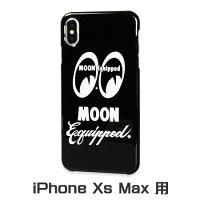 ムーンアイズ(MOONEYES)iPhoneXRケースXsMax
