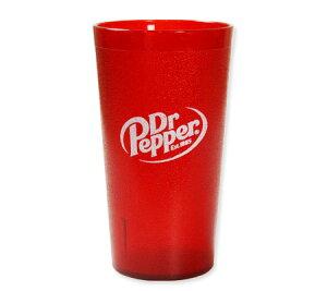 ドクターペッパー タンブラー コップ プラカップ プラスチック製 カップ おしゃれ イベント アウトドア ドクターペッパーグッズ アメリカ アメリカン雑貨 Dr Pepper_TW-ITDR-UNT