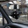 色子骰子汽车配饰汽车用品房镜子装饰车hangingufajidaisu@1000黑色_CA-FD001BKWHKNS-MON