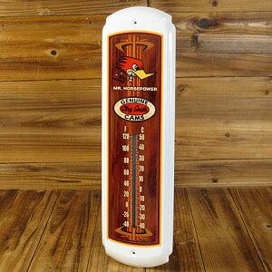クレイスミス温度計ClaySmithウッディー1