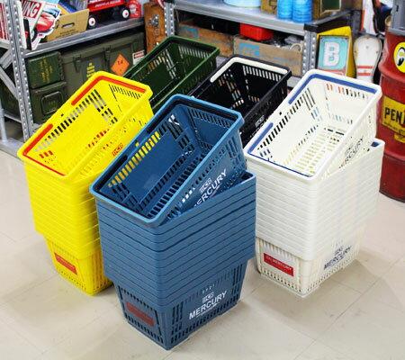 バスケット買い物かごスーパーマーケット洗濯物かごマーキュリーMERCURYシリーズ