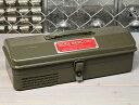 マーキュリー ツールボックス おしゃれ 工具箱 アウトドア 車 MERCURY アメリカ アメリカン雑貨 カーキ_MC-MEMJTBKH-…