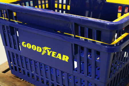 ショッピングバスケットグッドイヤー(GOODYEAR)サイズL22個セット