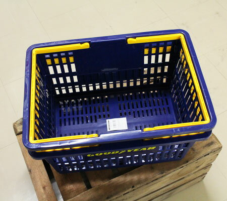 ショッピングバスケットグッドイヤー(GOODYEAR)サイズL32個セット