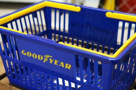ショッピングバスケットグッドイヤー(GOODYEAR)サイズS2